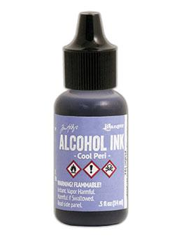 Tim Holtz® Alcohol Ink Cool Perri 0.5oz Ink Alcohol Ink