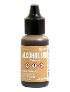 Tim Holtz® Alcohol Ink Sandal, 0.5oz Ink Alcohol Ink