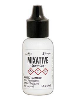 Tim Holtz® Mixatives™ Snow Cap, 0.5oz Ink Alcohol Ink