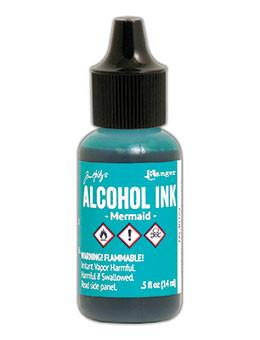 Tim Holtz® Alcohol Ink Mermaid, 0.5oz Ink Alcohol Ink