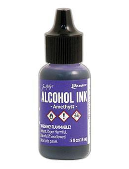 Tim Holtz® Alcohol Ink Amethyst, 0.5oz