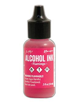 Tim Holtz® Alcohol Ink Flamingo, 0.5oz