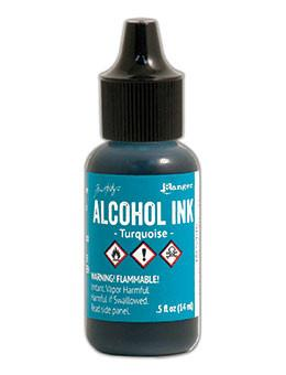 Tim Holtz® Alcohol Ink Turquoise, 0.5oz
