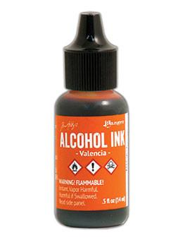 Tim Holtz® Alcohol Ink Valencia, 0.5oz Ink Alcohol Ink