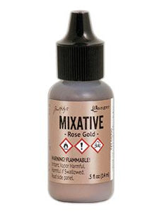 Tim Holtz® Mixatives™ Rose Gold, 0.5oz