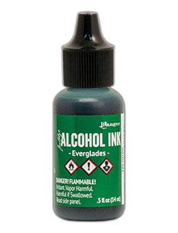 Tim Holtz® Alcohol Ink Everglades, 0.5oz Ink Alcohol Ink