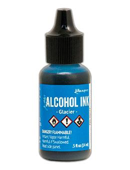 Tim Holtz® Alcohol Ink Glacier, 0.5oz Ink Alcohol Ink