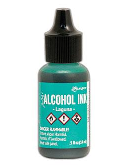 Tim Holtz® Alcohol Ink Laguna, 0.5oz Ink Alcohol Ink