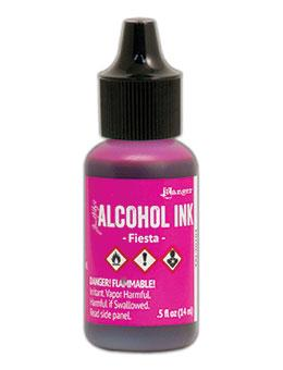 Tim Holtz® Alcohol Ink Fiesta, 0.5oz Ink Alcohol Ink