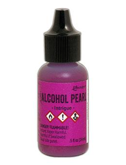 Tim Holtz® Alcohol Pearls Intrigue Ink Alcohol Ink