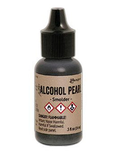 Tim Holtz® Alcohol Pearls Smolder Ink Alcohol Ink