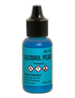 Tim Holtz® Alcohol Pearls Tranquil Ink Alcohol Ink