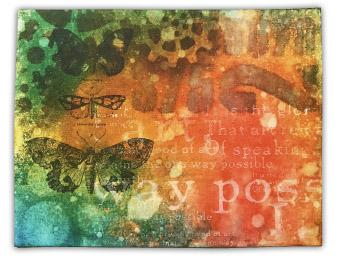 "Distress® Mixed Media Heavystock 4.25"" x 5.5"", 20pc Surfaces Tim Holtz"