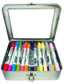 Tim Holtz Distress® Crayons Tin Storage Tim Holtz