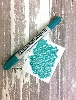 Tim Holtz Distress® Crayon Peacock Feathers