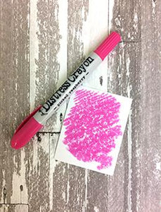 Tim Holtz Distress® Crayon Picked Raspberry Crayons Tim Holtz