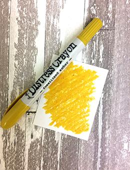 Tim Holtz Distress® Crayon Fossilized Amber Crayons Tim Holtz