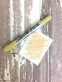 Tim Holtz Distress® Crayon Antique Linen