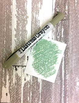 Tim Holtz Distress® Crayon Bundled Sage
