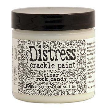 Tim Holtz Distress® Rock Candy Crackle Paint, 4oz