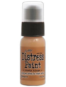Tim Holtz Distress® Dabber Paint Rusty Hinge, 1oz