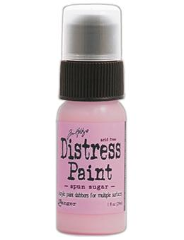 Tim Holtz Distress® Dabber Paint Spun Sugar, 1oz