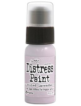 Tim Holtz Distress® Dabber Paint Milled Lavender, 1oz Paint Tim Holtz
