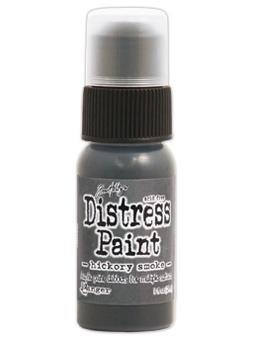 Tim Holtz Distress® Dabber Paint Hickory Smoke, 1oz Paint Tim Holtz