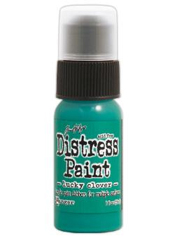 Tim Holtz Distress® Dabber Paint Lucky Clover, 1oz. Paint Tim Holtz