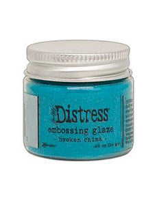 Tim Holtz® Distress Embossing Glaze Broken China Powders Distress