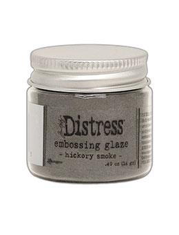 Tim Holtz® Distress Embossing Glaze Hickory Smoke Powders Distress