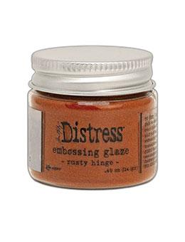 Tim Holtz® Distress Embossing Glaze Rusty Hinge Powders Distress