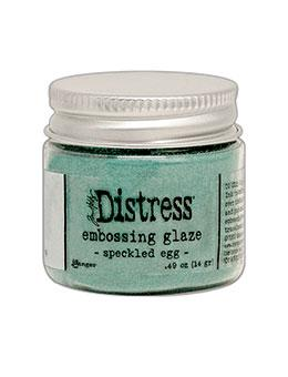 Tim Holtz® Distress Embossing Glaze Speckled Egg Powders Distress