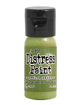 Tim Holtz Distress® Flip Top Paint Peeled Paint, 1oz