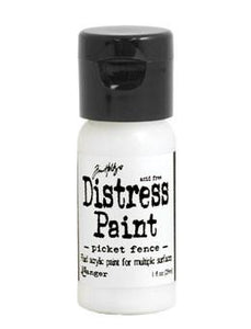 Tim Holtz Distress® Flip Top Paint Picket Fence, 1oz