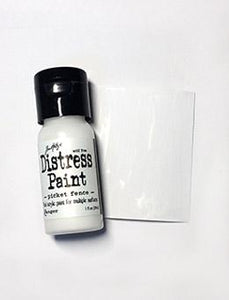 Tim Holtz Distress® Flip Top Paint Picket Fence, 1oz Paint Tim Holtz