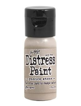 Tim Holtz Distress® Flip Top Paint Pumice Stone, 1oz Paint Tim Holtz