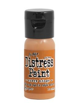 Tim Holtz Distress® Flip Top Paint Rusty Hinge, 1oz Paint Tim Holtz
