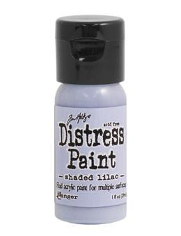 Tim Holtz Distress® Flip Top Paint Shaded Lilac, 1oz Paint Tim Holtz