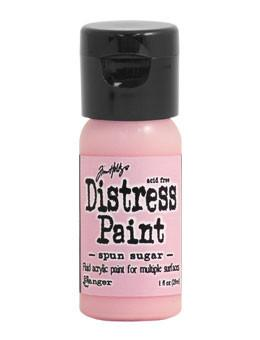 Tim Holtz Distress® Flip Top Paint Spun Sugar, 1oz Paint Tim Holtz