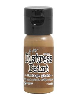 Tim Holtz Distress® Flip Top Paint Vintage Photo, 1oz