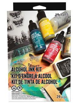Tim Holtz® Alcohol Ink Kit Kits Alcohol Ink