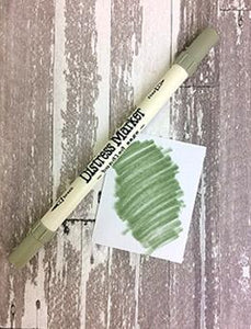 Tim Holtz Distress® Dual Tip Marker Bundled Sage Marker Tim Holtz