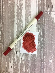 Tim Holtz Distress® Dual Tip Marker Fired Brick Marker Tim Holtz