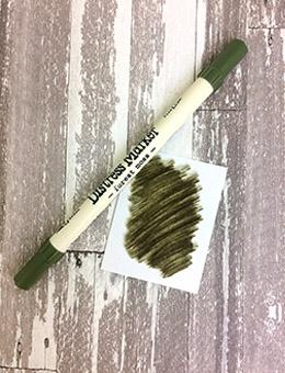 Tim Holtz Distress® Dual Tip Marker Forest Moss