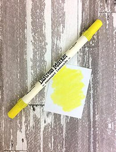 Tim Holtz Distress® Dual Tip Marker Squeezed Lemonade Marker Tim Holtz