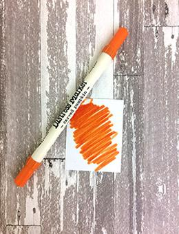 Tim Holtz Distress® Dual Tip Marker Carved Pumpkin