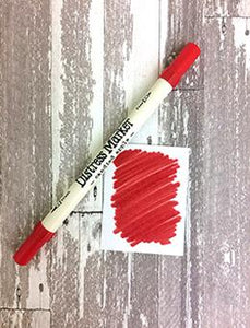 Tim Holtz Distress® Dual Tip Marker Candied Apple Marker Tim Holtz