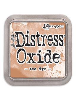 Tim Holtz Distress® Oxide® Ink Pad Tea Dye Ink Pad Tim Holtz