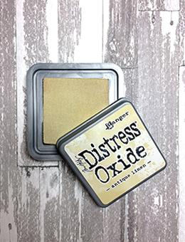 Tim Holtz Distress® Oxide® Ink Pad Antique Linen